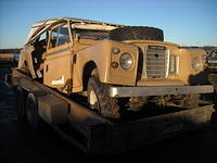 Land Rover Series -III 1979 a. 2,25L D 109""