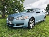 Jaguar XF Luxury V6 3,0L 2009a.
